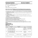 Harman Kardon CDR 2 (serv.man3) Technical Bulletin