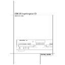 Harman Kardon CDR 20 (serv.man8) User Guide / Operation Manual