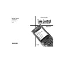 Harman Kardon TC 1000 TAKE CONTROL (serv.man7) User Guide / Operation Manual