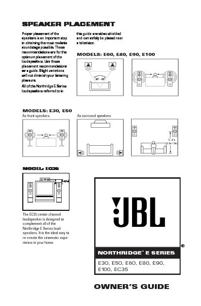 Diagram  Wiring Diagram Jbl E80 Full Version Hd Quality