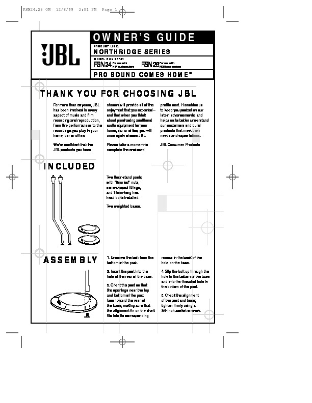 Kobalt 26 Manual Guide