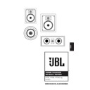 JBL HTI 55 User Guide / Operation Manual