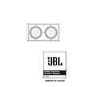 JBL HTI 88 User Guide / Operation Manual