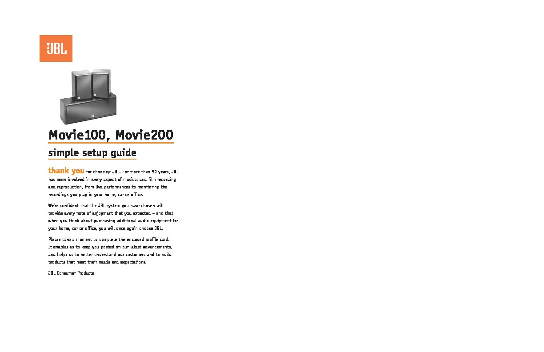 jbl movie 100 user guide operation manual view online or rh servlib com sap live office installation guide live office 4.1 user guide