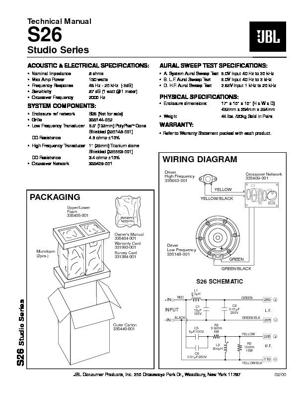 Harman Kardon Onyx Studio 2  Serv Man2  Service Manual