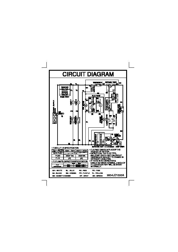 Lg Gr 432bef Service Manual View Online Or Download Repair Manual