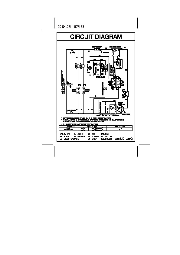 [DIAGRAM_5LK]  LG GR-462CVF Service Manual — View online or Download repair manual | Lg Wiring Diagram |  | service manuals, schematics, repair manuals
