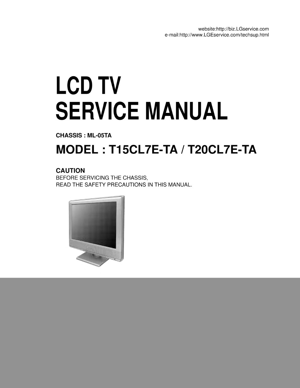 Lg Tv Schematics Trusted Wiring Diagram Power Supply Ac Matic Using Pc8178 2sd2498 Service Manuals And Repair Information For Rca Source
