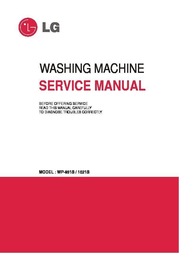 lg wp 8003 service manual view online or download repair manual rh servlib com lg washing machine service manual download lg tromm washing machine service manual