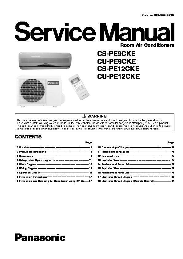 general air conditioner service manual open source user manual u2022 rh dramatic varieties com