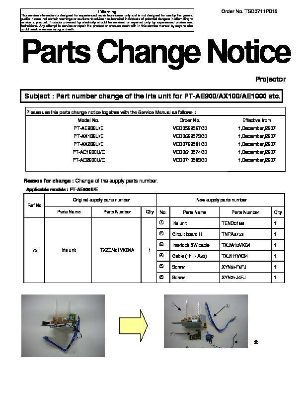 panasonic pt ae900u pt ae900e pt ax100u pt ax100e pt ax200u pt rh servlib com panasonic pt ax200u service manual panasonic projector pt-ax200u manual