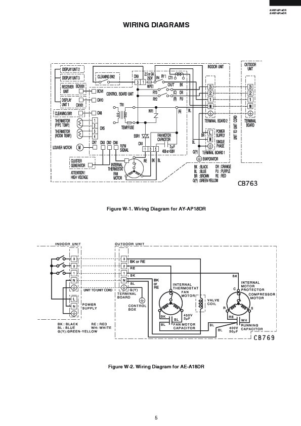 sharp ae a24 (serv man4) service manual view online or download Trane HVAC Wiring Diagrams ae a24 (serv man4) wiring diagrams sharp air conditioner service manual (repair manual)