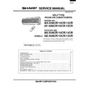Sharp AH-X13 (serv.man15) Service Manual