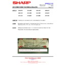Sharp AH-X13 (serv.man20) Technical Bulletin