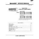 Sharp AH-X138 Service Manual