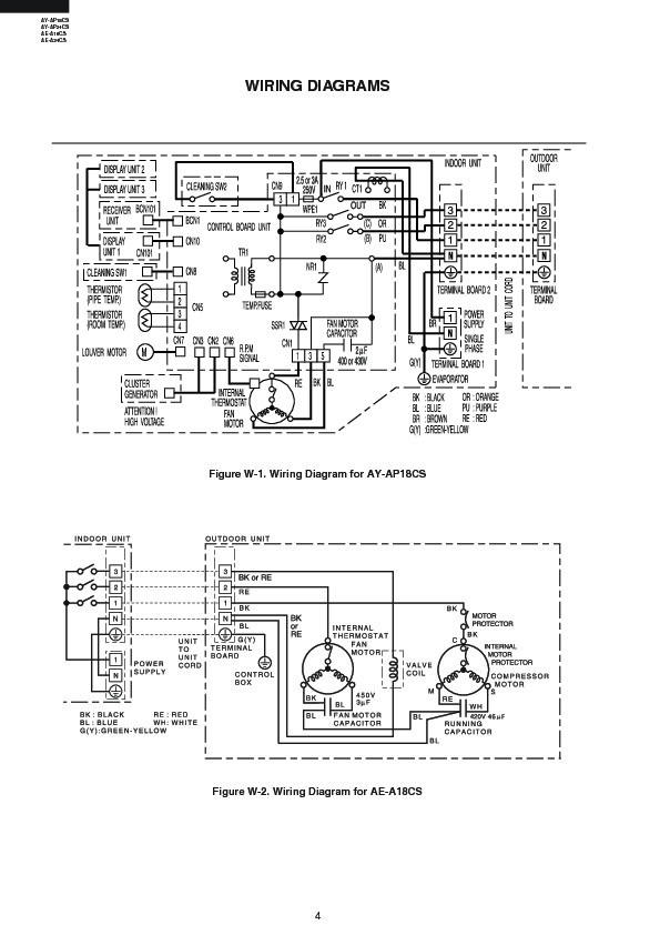 Sharp ay ap18 servn15 technical bulletin view online or ay ap18 servn4 service manual asfbconference2016 Image collections