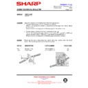 CD-BA1300 (serv.man14) Technical Bulletin