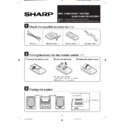 CD-BA1300 (serv.man2) User Guide / Operation Manual