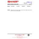 Sharp CD-BA1700 (serv.man14) Technical Bulletin