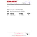 Sharp CD-BA1700 (serv.man16) Technical Bulletin
