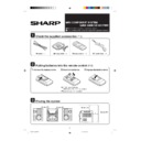 Sharp CD-BA1700 (serv.man2) User Guide / Operation Manual