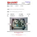 Sharp CD-E250 (serv.man22) Technical Bulletin