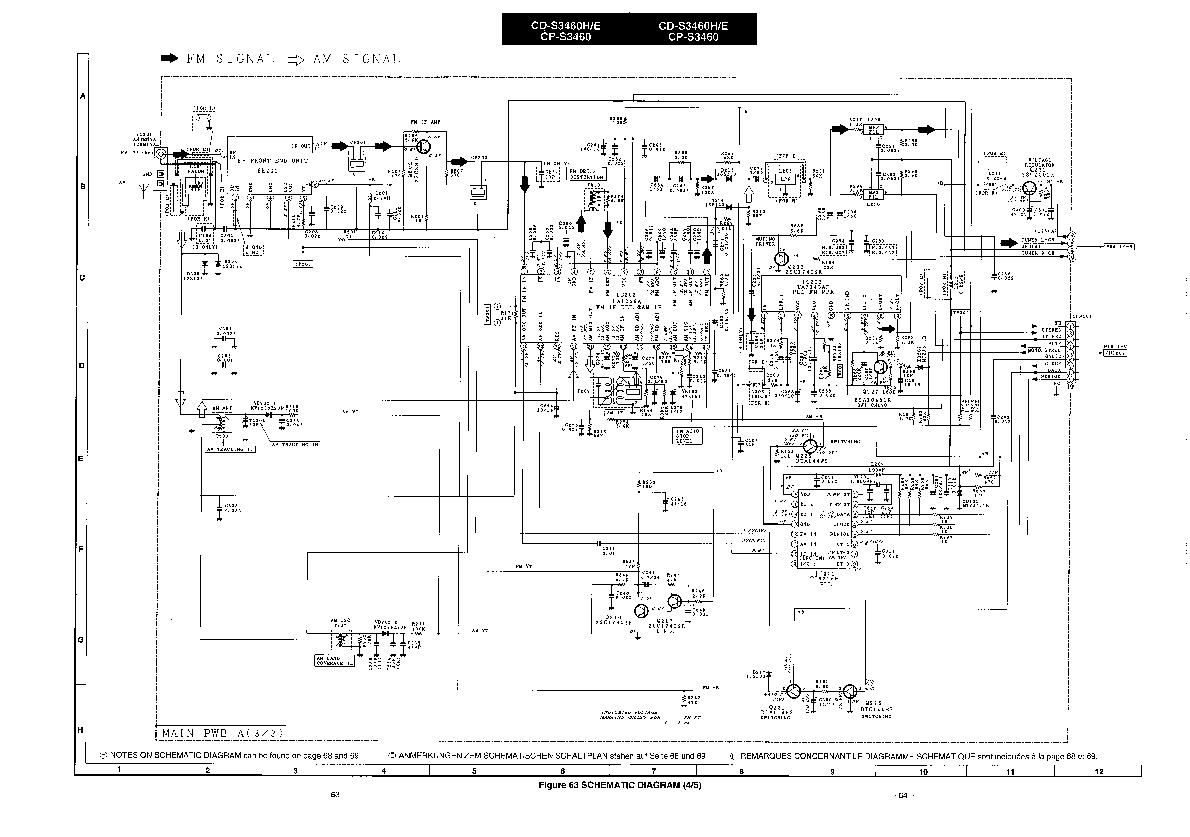 sharp cd  operation manual  u2014 view