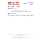 Sharp DV-HR300H (serv.man26) Technical Bulletin