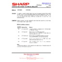 Sharp DV-HR300H (serv.man27) Technical Bulletin
