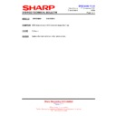 Sharp DV-HR300H (serv.man28) Technical Bulletin