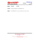 Sharp DV-HR300H (serv.man29) Technical Bulletin
