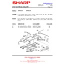 Sharp DV-HR300H (serv.man32) Technical Bulletin