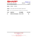 Sharp DV-HR300H (serv.man34) Technical Bulletin