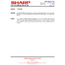 Sharp DV-HR300H (serv.man36) Technical Bulletin