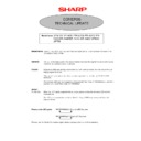 Sharp ER-A220 (serv.man10) Technical Bulletin