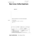 GENERAL (serv.man47) Technical Bulletin