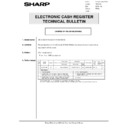 GENERAL (serv.man58) Technical Bulletin