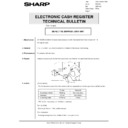 GENERAL (serv.man65) Technical Bulletin