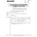 GENERAL (serv.man67) Technical Bulletin