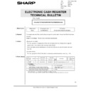 GENERAL (serv.man69) Technical Bulletin