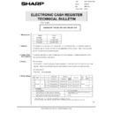 GENERAL (serv.man70) Technical Bulletin