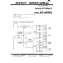Sharp OPTIONS (serv.man6) Service Manual