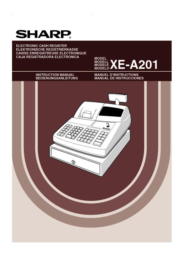 sharp xe a201 serv man8 user guide operation manual view rh servlib com A201- 1997 AIA 2010 A201