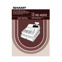 Sharp XE-A202 (serv.man3) User Guide / Operation Manual