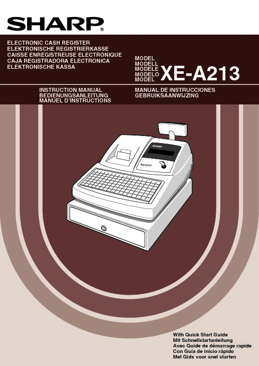 Sharp xe a213 servn3 service manual view online or download xe a213 servn6 user guide operation manual fandeluxe Image collections