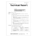 Sharp ER-A750 (serv.man13) Technical Bulletin