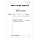 Sharp ER-A750 (serv.man14) Technical Bulletin