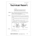 GENERAL (serv.man51) Technical Bulletin