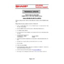 Sharp OPTIONS (serv.man22) Technical Bulletin