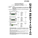 Sharp OPTIONS (serv.man25) Technical Bulletin